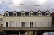 Izgradnja objekta – Alfortville