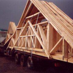 Prednosti Stabilo drvenih rešetkastih krovnih konstrukcija